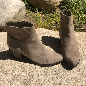 Sam Edelman Shoes - Women's Size 7.5 Beige Suede Boots